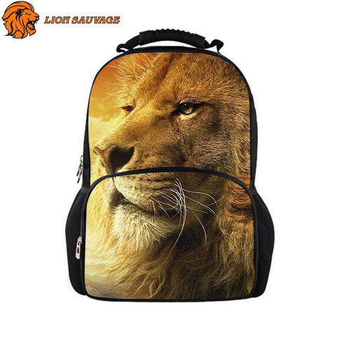 Sac à Dos Lion Dominant