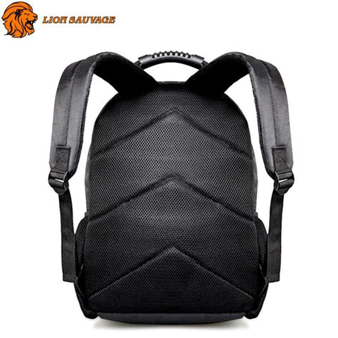 Sac a Dos Lionne Protectrice vue arriere