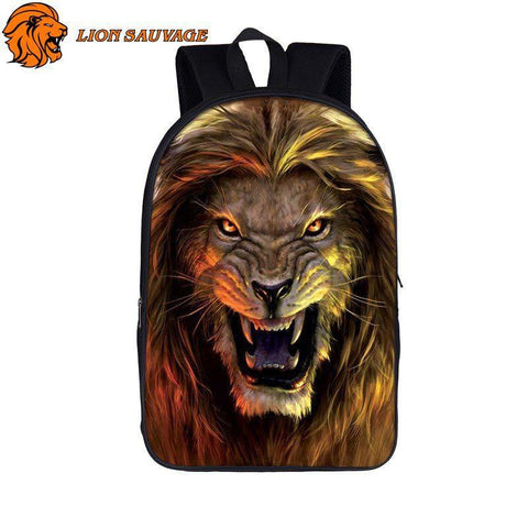 Sac a Dos Lion King Mufasa