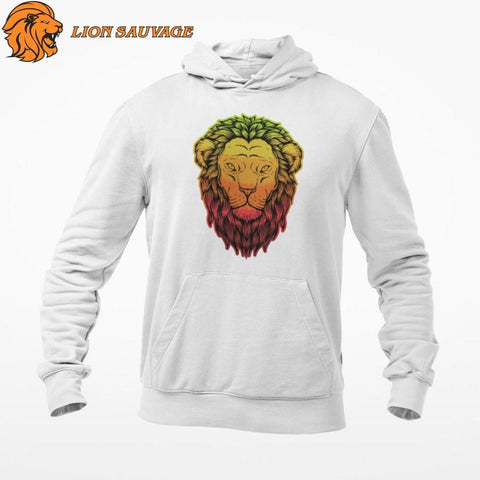 Sweat Roi Lion Savane de Lion Sauvage