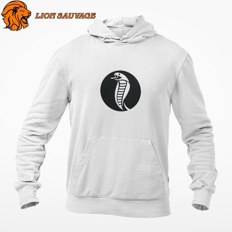 Sweat Serpent Homme Dominant en coton
