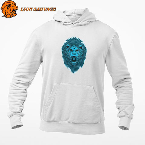 Sweat-shirt Tête de Lion Gourou