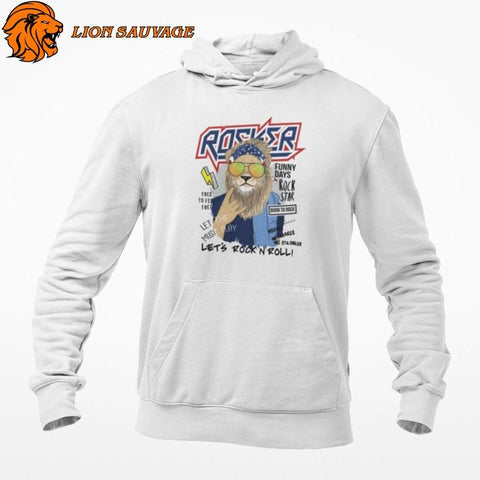 Sweat Lion Rockstar Lion Sauvage