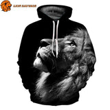 Sweat Lion Conquerant de Lion Sauvage