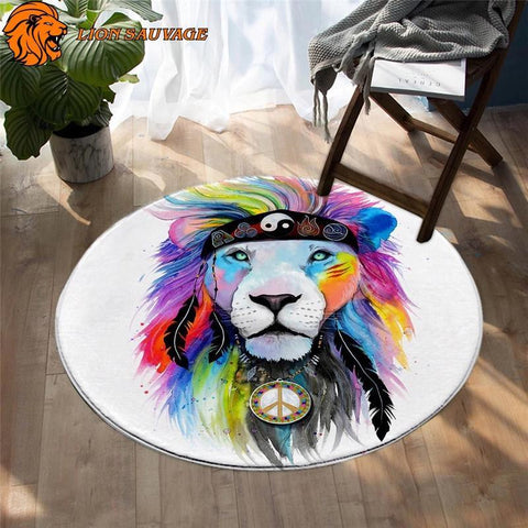 Tapis Lion Cool