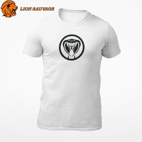T-Shirt Serpent Logo Lion Sauvage