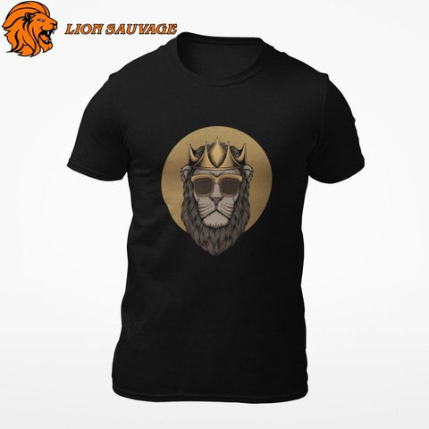 T-shirt Lion Homme Authentique