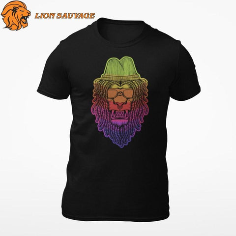 Tee Shirt Lion Dreads