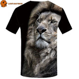 Tee Shirt Lion Honneur