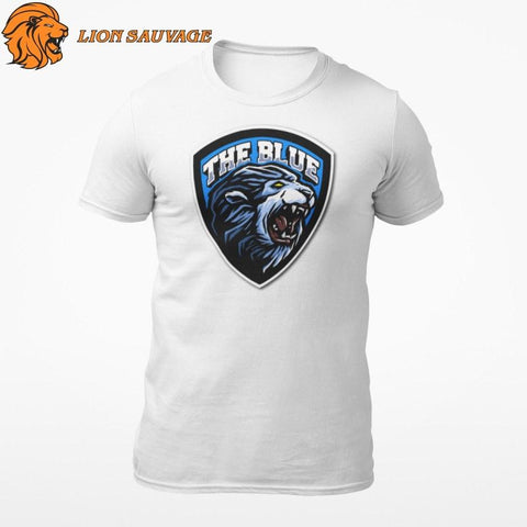 Tee Shirt Lion Logo