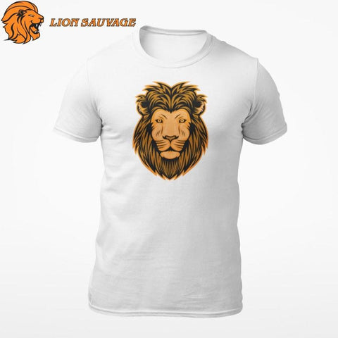 Tee Shirt Lion Or
