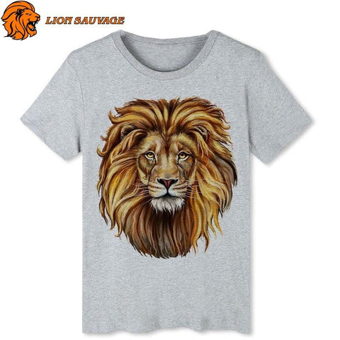 Tee Shirt Lion du Senegal