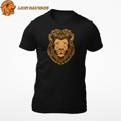 Tee Shirt Tete de Lion Senegal