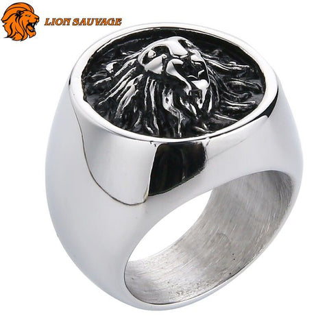 Bague Lion Grande Fierte