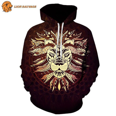 Sweat Lion Astrologie de Lion Sauvage