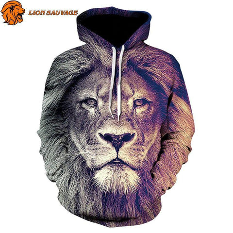 Sweat Lion Brutal de Lion Sauvage