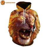 Sweat Lion en furie