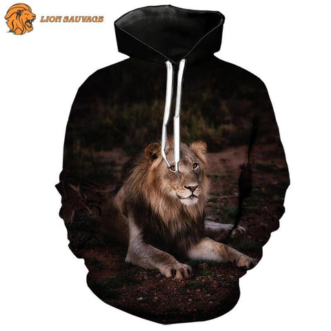 Sweat Lion King de Lion sauvage