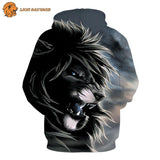 Sweat-shirt Lion Rugissant