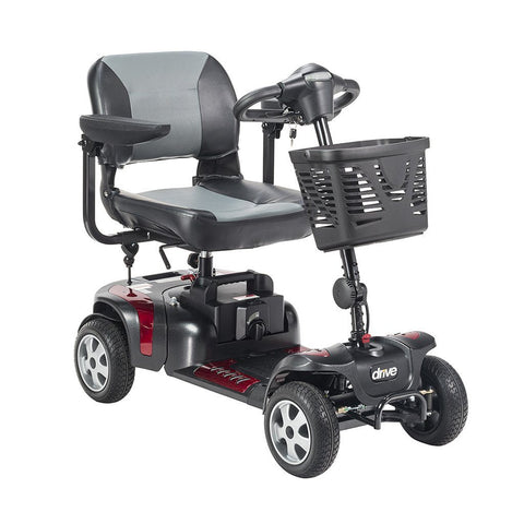 Drive Phoenix HD 4 Wheel Scooter Scooters Drive Medical