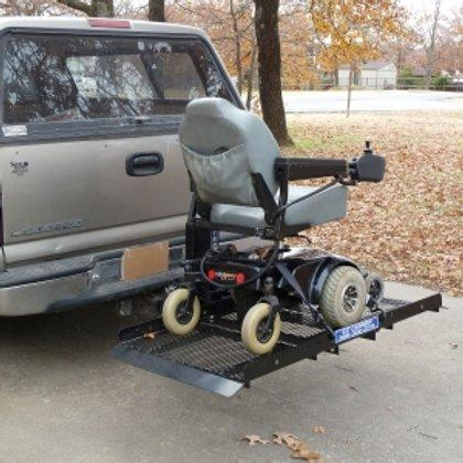 EZ Carrier Electric Scooter & Power Wheelchair Lift Accessories ewheels
