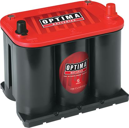 OPTIMA 35 REDTOP SC35A Battery 9020-164 Free Ride Mobility