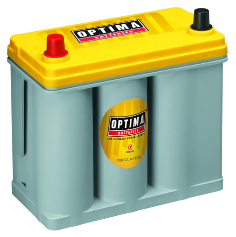 OPTIMA YELLOWTOP D51R Dual Purpose Battery 9073-167 Battery Optima Batteries