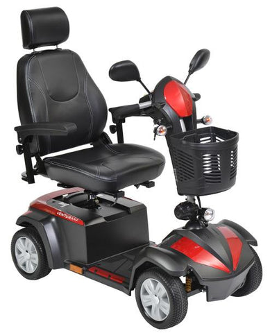 Ventura DLX 4 Wheel Scooter Scooters Drive Medical