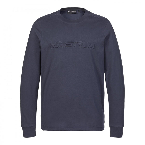LS EMBOSSED LOGO TEE - Ink Navy - 1692.30.041