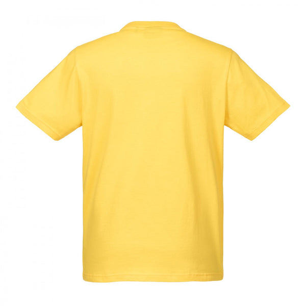 SS DISTORT LOGO TEE - Citrus Yellow - 1692.50.035