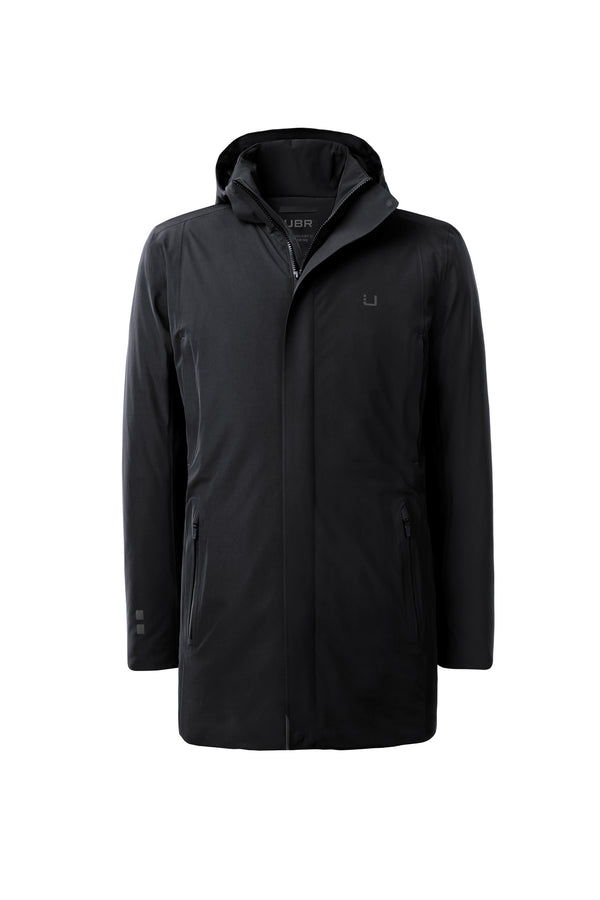 UBR regulator parka zwart - 1527.10.005