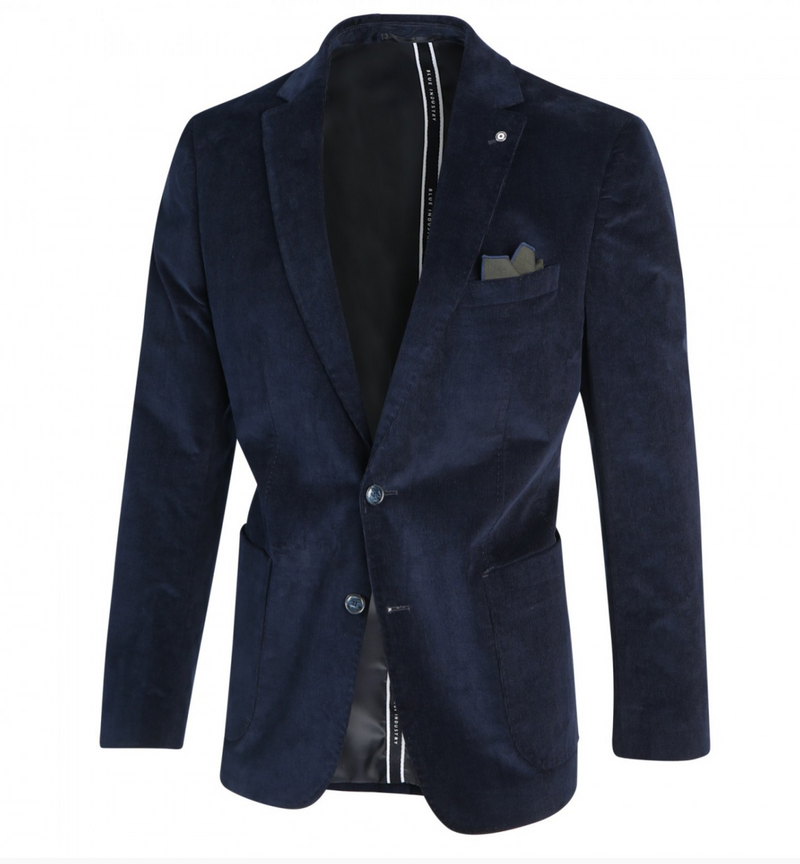 jacket marineblauw -1222.30.017