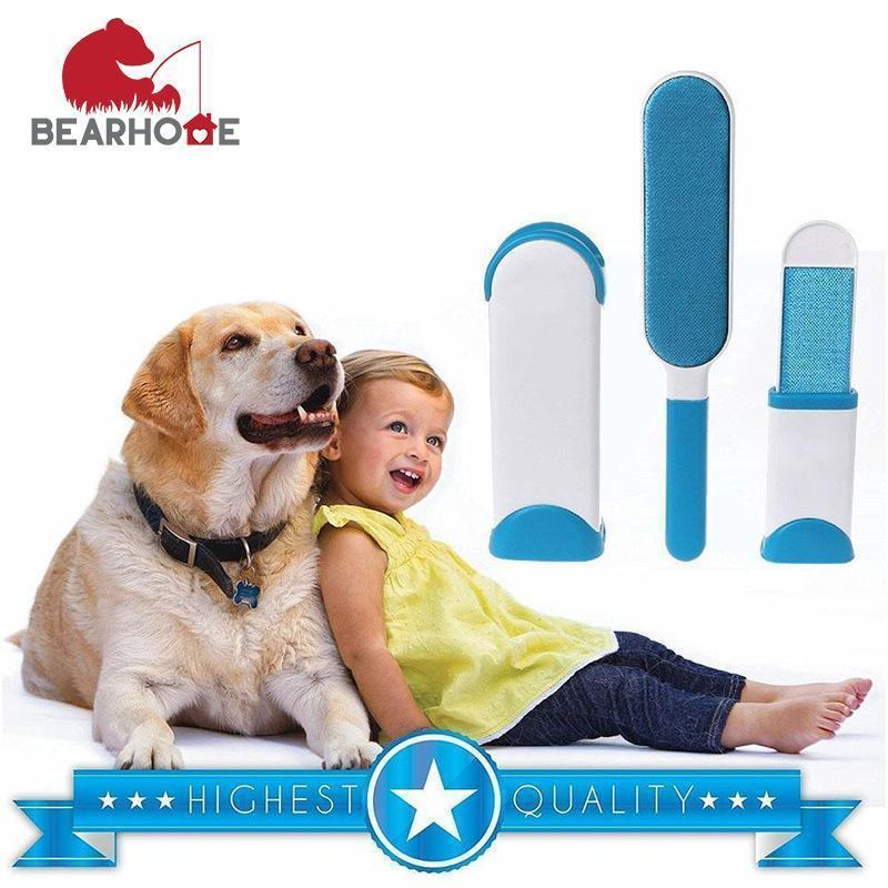 Bearhome® Pet Hair Remover Brush/Fur Lint Removal