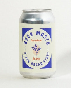 Beer Mosto Bread Stout