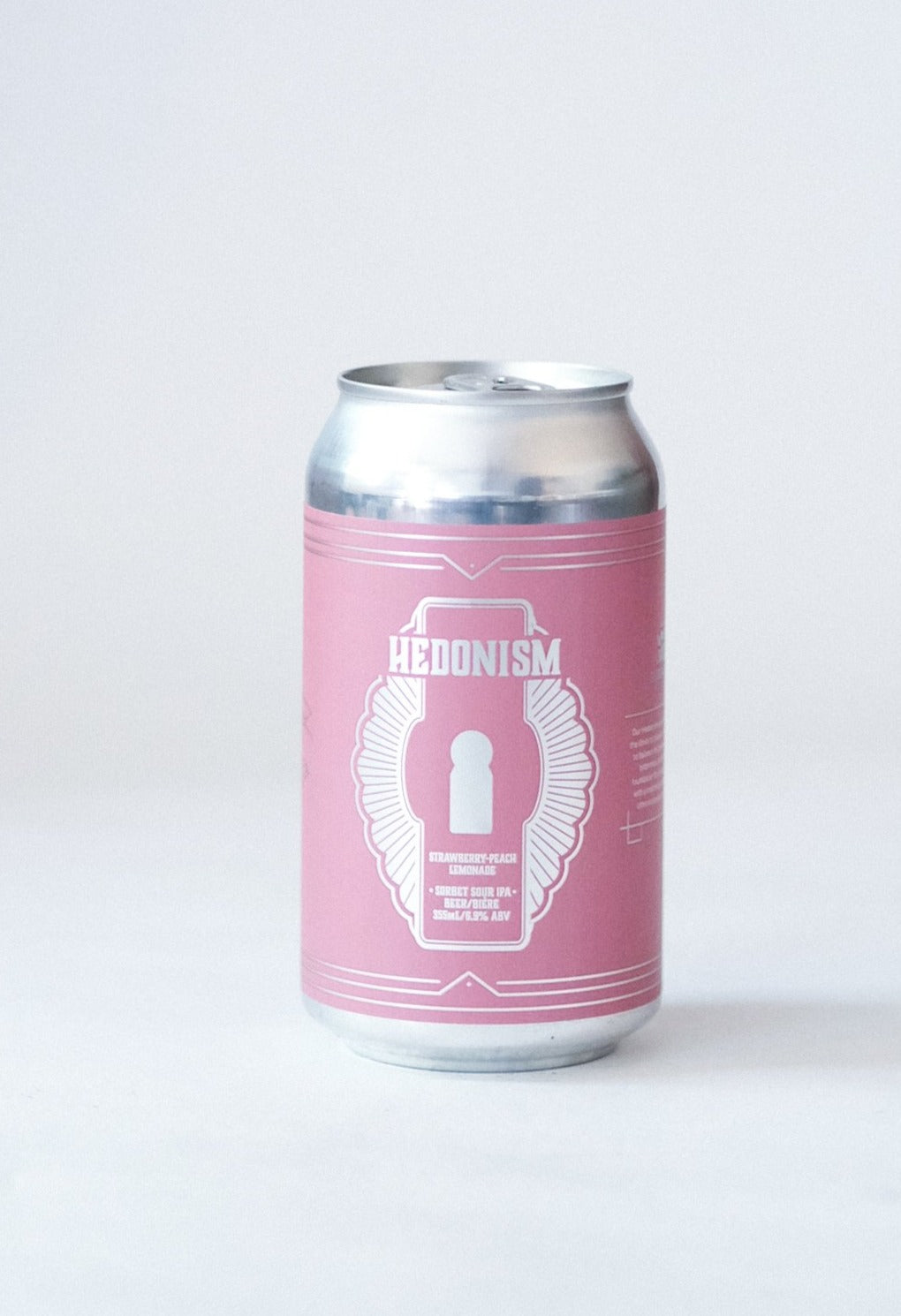 Hedonism - Strawberry Peach Lemonade Sorbet Sour IPA