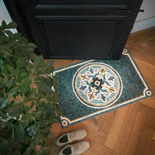 Load image into Gallery viewer, Mosaic vinyl rug
