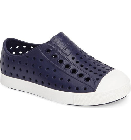 Native Shoes Jefferson Slip on in Regatta Blue at The Groovy Gator Newport RI