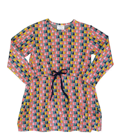 Toobydoo Ember Tie Waist Dress available at The Groovy Gator in Newport, RI