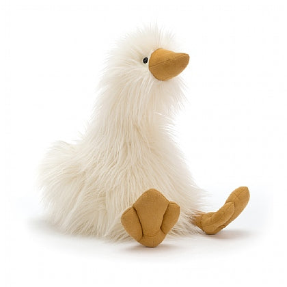 Jellycat Dixie Duck at Groovy Gator Children's Boutique Newport RI