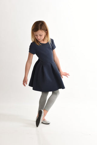 ToobyDoo Girls Ines Dress available at The Groovy Gator in Newport RI
