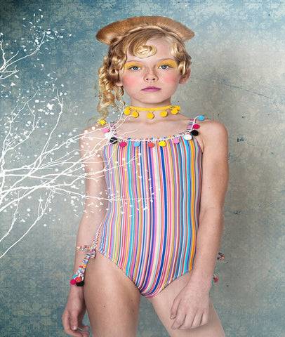 Stella Cove Girls Swimsuit one piece