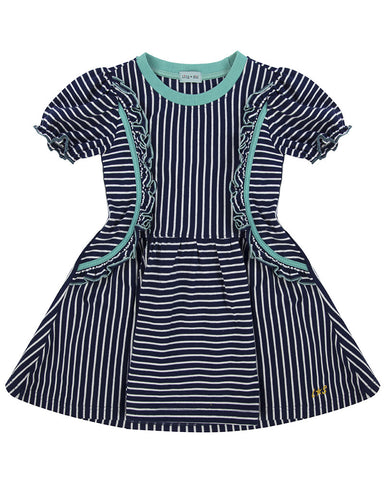 Lilly + Sid Girls Cap Sleeved Shift Dress at The Groovy Gator