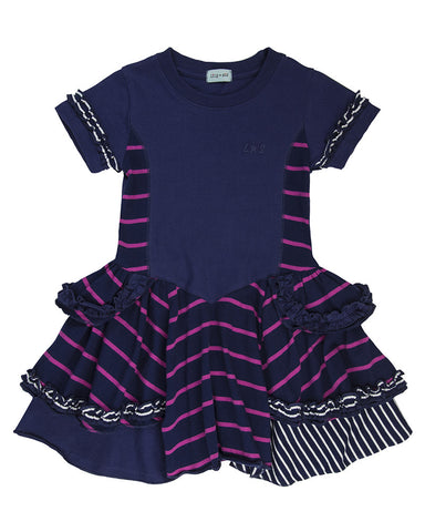 Lilly + Sid Girls Skater style Dress at The Groovy Gator