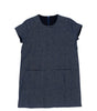 Toobydoo Cara Navy Shift Dress available at The Groovy Gator in Newport, RI