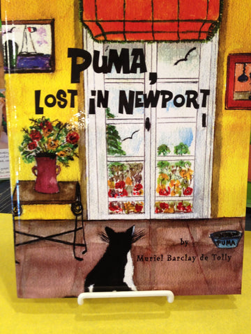 Puma Lost in Newport