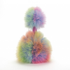 Jellycat Rainbow Pompom available at The Groovy Gator, Newport RI