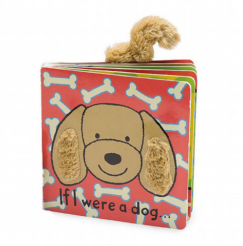 Jellycat If I were a Dog - Book