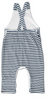 Me & Henry Jersey Striped Overalls available at The Groovy Gator Newport, RI