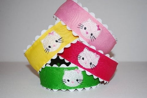 hello kitty cat headband