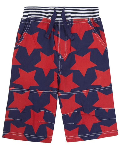 Lilly + Sid Boys Super Stars Board Shorts at The Groovy Gator